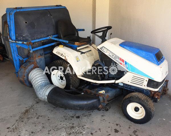 Használt ipari fűnyíró traktor
